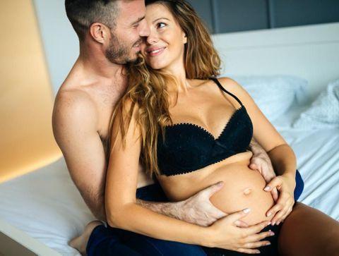 Positions pendant la grossesse