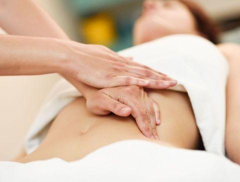 MTC : le massage Chi Nei Tsang