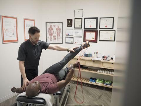 Ostéo et chiropractie : le cadre légal