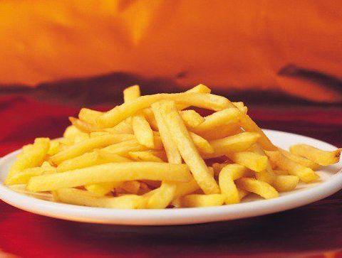 Les frites - 20 aliments à index glycémique élevé