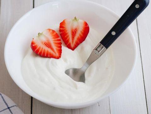 Le fromage blanc - 15 aliments pour grignoter sans grossir