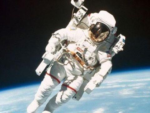 Le régime des Astronautes