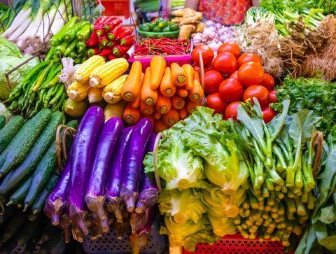 Les aliments à ne pas manger crus