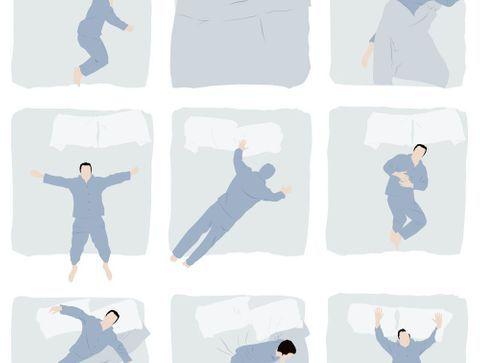 Ce que notre manière de dormir dit de nous