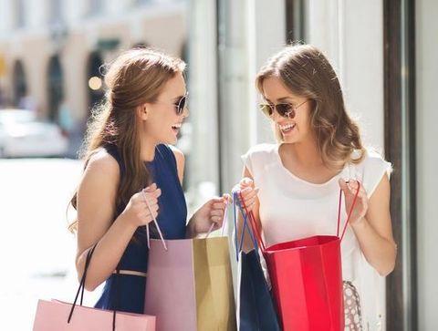 Les femmes sont dépensières - 10 idées reçues sur les femmes