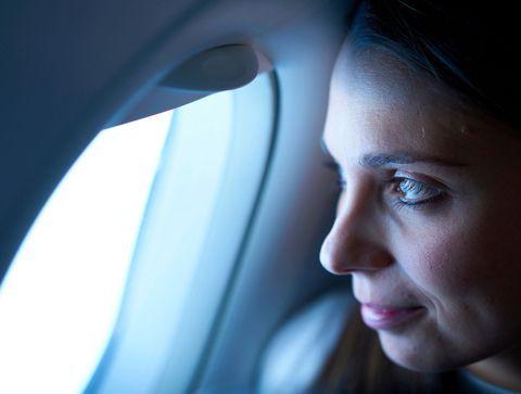 Les phobies en avion