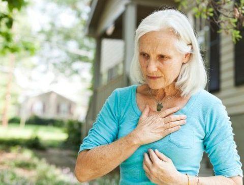 L'infarctus du myocarde chez les femmes