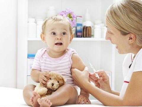 La vaccination contre le pneumocoque