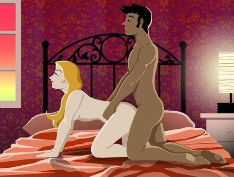 La levrette - Kamasutra illustré : Plus de 120 positions amoureuses en images