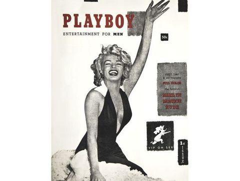 """Playboy : un florilège des plus belles """"Une"""""""
