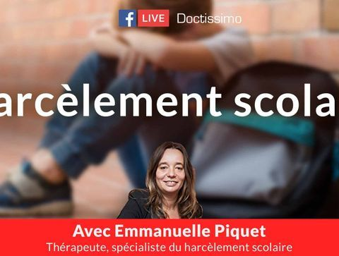 REPLAY – Harcèlement scolaire