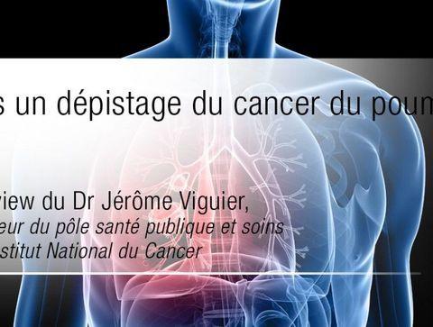 Vers un dépistage du cancer du poumon