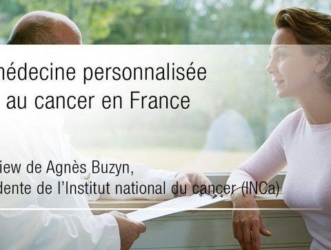 La médecine personnalisée face au cancer en France