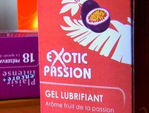 Les gels lubrifiants intimes