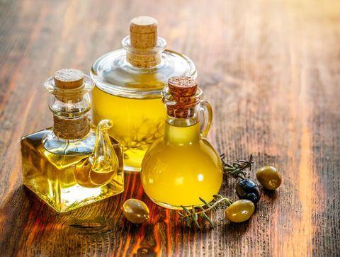 L'huile d'olive est bonne pour les performances sexuelles