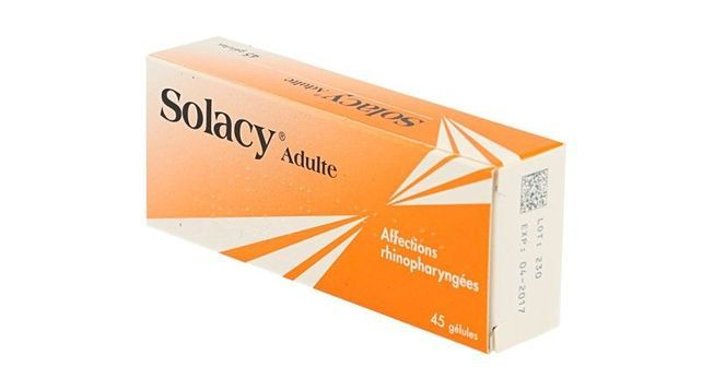 SOLACY ADULTES