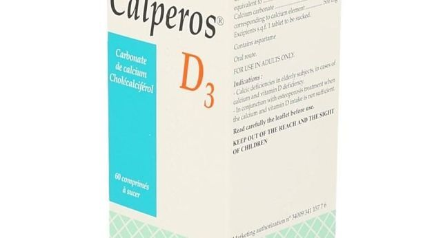 CALPEROS D3