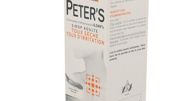 SIROP PETER'S