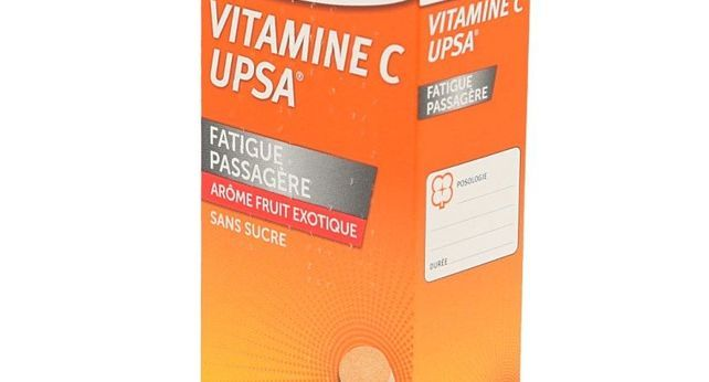 VIT C UPSA fruit exotique