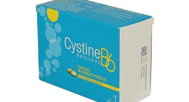 CYSTINE B6 BAILLEUL