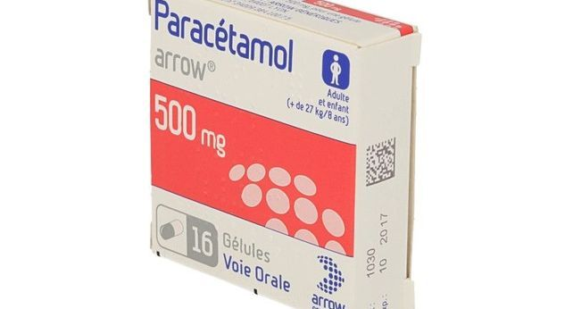 PARACETAMOL ARROW