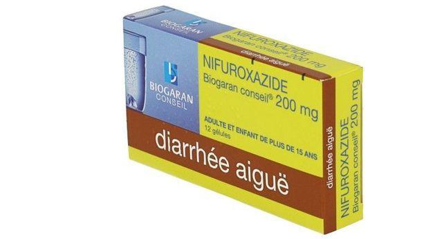 NIFUROXAZIDE BIOGARAN CONSEIL