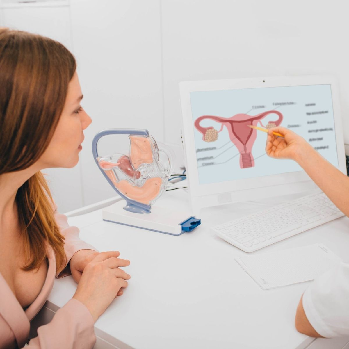 polyp de col uterin și varicos