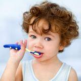 Prendre soin des dents de bébé