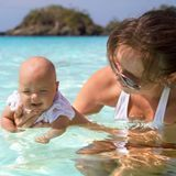Baigner Bébé en toute sécurité