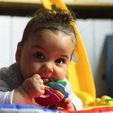 Le stade oral chez Bébé