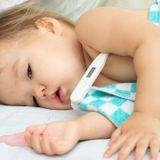 Fièvre de l'enfant : pas de panique !
