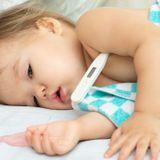Fièvre de l'enfant : les bons gestes