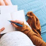 Les bonnes résolutions de la grossesse
