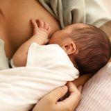 Près de deux enfants sur trois sont allaités à la naissance
