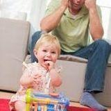 Un père sur 10 a le baby-blues !
