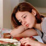 Le refus de manger et l'anorexie