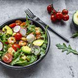 Une salade composée en plat principal!