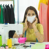 Coronavirus : les masques en tissu sont-ils vraiment efficaces pour se protéger du covid-19 ?