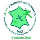 Journée nationale MICI : Maladie de Crohn et Recto-colite hémorragique