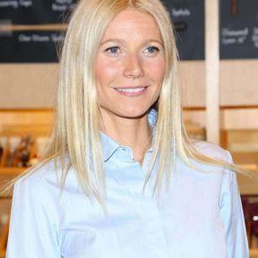 Couleur de cheveux platine Gwyneth Paltrow