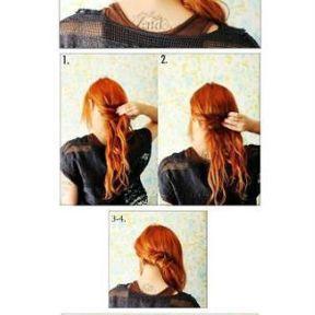 La coiffure twist