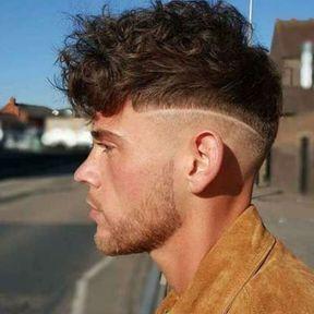 Idée coiffure homme
