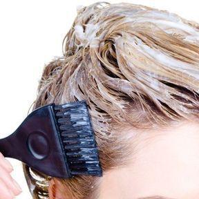Ne surchargez pas vos cheveux de couleur