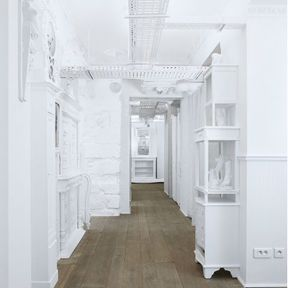 Une couleur sur mesure à l'Atelier Blanc de Frédéric Mennetrier