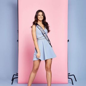 Miss France 2019 : Lola Brengues, Miss Languedoc-Roussillon