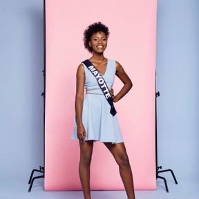 Miss France 2019 : Ousna Attoumani, Miss Mayotte