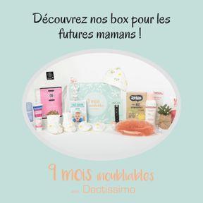 Box pour les futures mamans