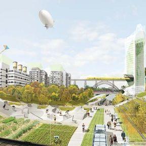 L'aménagement du 17ème arrondissement de Paris