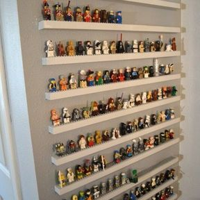 DIY rangement de lego