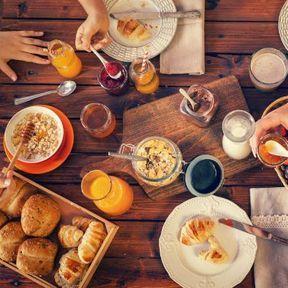 Ne sautez pas le petit-déjeuner
